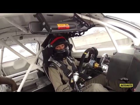 Romeo Ferraris Cinquone Corsa: 350 CV. Track test