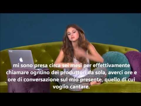 Selena Gomez Live Chat 2013 (SUB ITA)