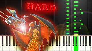 MEAT LOAF - I'D DO ANYTHING FOR LOVE (BUT I WON'T DO THAT) - FULL VERSION - Piano Tutorial
