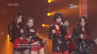 100326 카라 KARA  루팡 Lupin  Music Bank