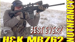 H&K MR762: Best .308 Battle Rifle Ever? [Full Review]