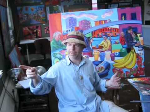Epic Painting Documentary Part 6