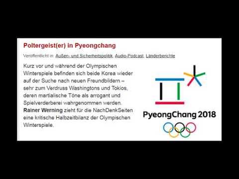 Rainer Werning: Kritische Halbzeitbilanz der Olympischen Winterspiele (Nachdenkseiten)