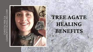 Healing with Tree Agate
