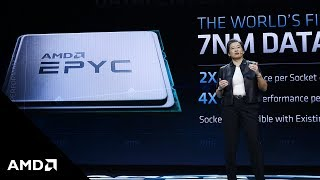 AMD at CES 2019: AMD EPYC™ in NAMD