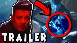 AVENGERS ENDGAME SUPERBOWL TRAILER BREAKDOWN - EVERYTHING YOU MISSED