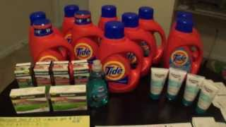Couponing at CVS 9-29-13----AWESOME deal on TIDE, ROBITUSSIN, and MORE!! Thumbnail