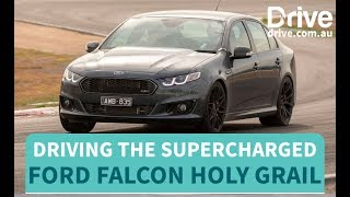 Driving The Supercharged Ford Falcon Holy Grail | Drive.com.au