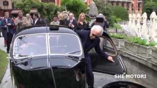 Concorso d Eleganza Villa d'Este 2013: Bugatti 57SC Atlantic