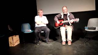 Pat Quinn: The Great Potato Feud, Craiceann Bodhran Festival 2012