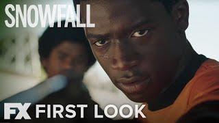 Video Snowfall   Season 1: First Look   FX download MP3, 3GP, MP4, WEBM, AVI, FLV September 2017