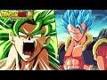 GOGETA vs. BROLY CONFIRMED!!! Dragon Ball Super Movie Broly (Spoilers)