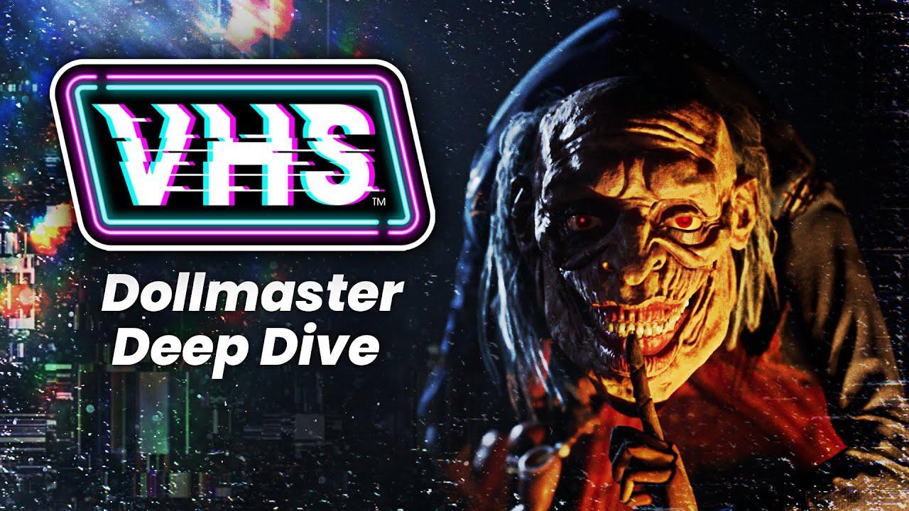 Download The Hellbent Games Team Deep Dives Dollmaster!