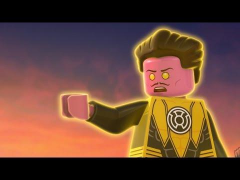 LEGO DC Comics Super Heroes - Justice League: Attack Of The Legion Of Doom - Exclusive Clip
