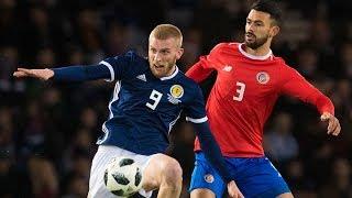 HIGHLIGHTS | Scotland 0-1 Costa Rica