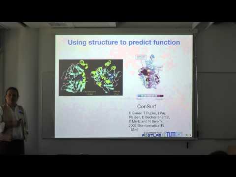 "Protein Prediction 1 for Bioinformaticians - Lecture 5 ""Comparative Modeling 1"""