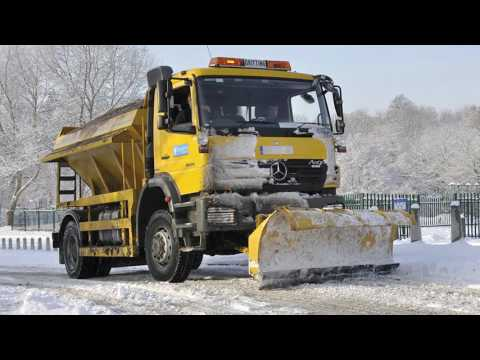 Shropshire Council - Gritting