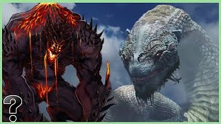 What If The Behemoth Fought The World Serpent?