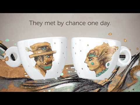"""illy Art Collection """"Coffee Drawings"""" by Max Petrone"""