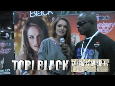 TORI BLACK INTERVIEW