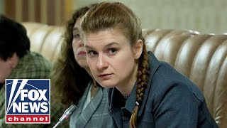 Russian agent Maria Butina sentenced to 18 months