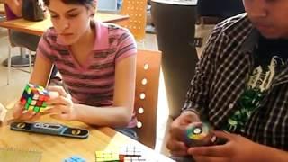 Guadalajara Rubik's Team