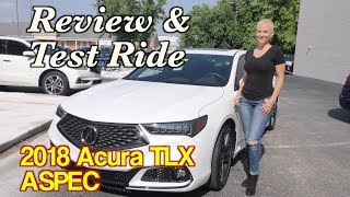 Review-Test Ride-2018 Acura TLX ASPEC with SH-AWD