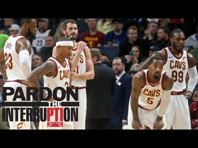 Who should Tyronn Lue bench on Cavs: Kevin Love or Isaiah Thomas? | Pardon The Interruption | ESPN