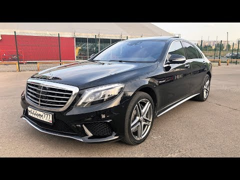 Mercedes Benz S63 AMG W222 НАГЛЫЙ ОБМАН за 4.000.000р