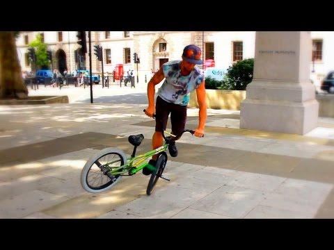 Freestyle: BMX