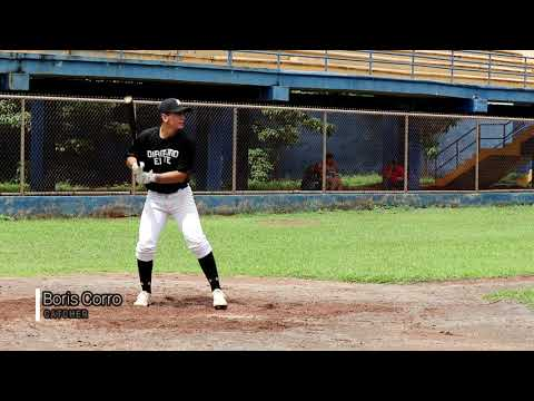 Boris Corro | Baseball Scholarships | Catcher