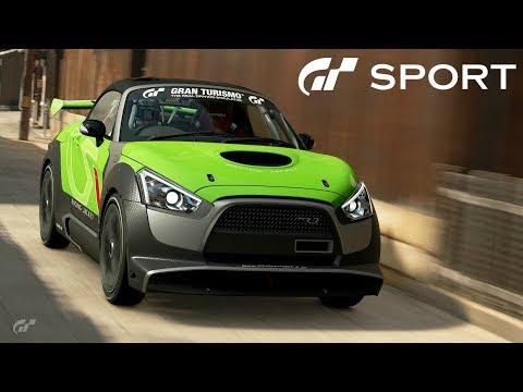 GT SPORT - Daihatsu Copen RJ Vision GT REVIEW
