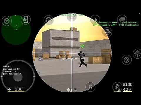 Critical Strike Portable (2) Mode Zombie Survival (PART 1)