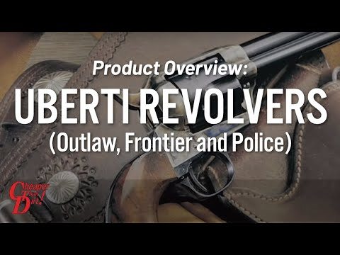 Uberti - Outlaw, Frontier and Police