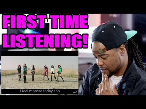 GFRIEND -  Time for the moon night | FIRST TIME REACTION!!! (여자친구)(밤)