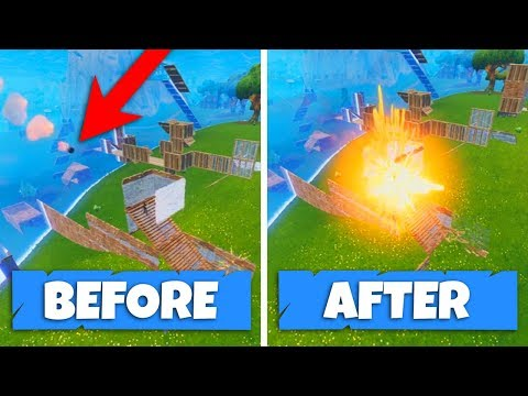 FORTNITE COMET HITTING THE MAP GAMEPLAY! (NOT CLICKBAIT)