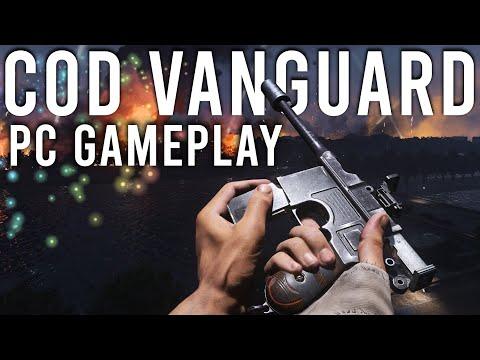 Call of Duty Vanguard PC Multiplayer Gameplay!
