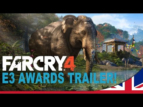 FAR CRY 4 | The Press Has Spoken - E3 2014 [UK]