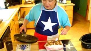 Real Texas Cajun Pork Loin Roast