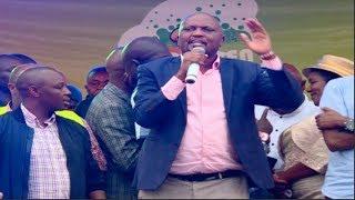 RUTO FINISHED!MOSES KURIA,MAINA NJENGA,SIMON MBUGUA,KOBIA,KANINI KEEGA IN RUIRU!