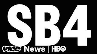 Texas SB 4 Ignites Civil Dissent Across The State (HBO)