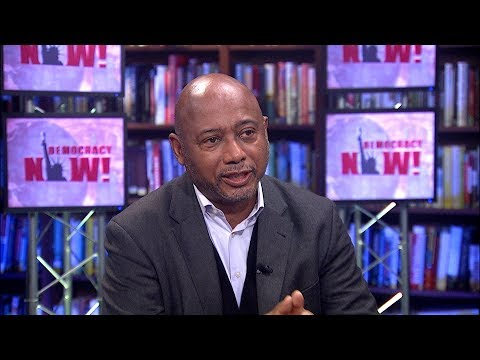 "Filmmaker Raoul Peck on ""The Young Karl Marx,"" James Baldwin, U.S. Interventions Abroad & More"