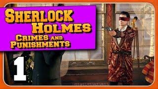 Sherlock Holmes:Crimes & Punishments #1 [Старый добрый Шерлок)]
