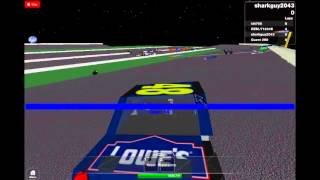 Roblox: Nascar Death race 5