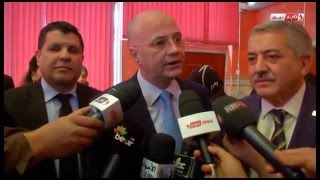 تغطية قناة Dzair News أشغال الملتقى المنظم من طرف صناديق الضمان الاجتماعي الجزائرية