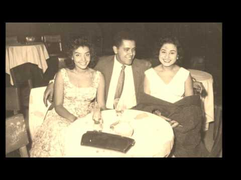 Almir Ribeiro - FOI A NOITE - Tom Jobim e Newton Mendonça - Copacabana 5.879-A -  05.1958