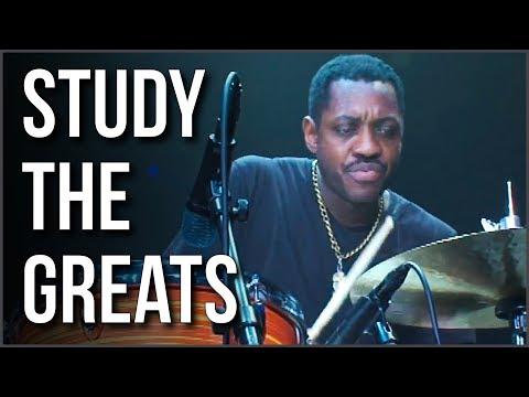 Steve Jordan Groove Concepts | STUDY THE GREATS