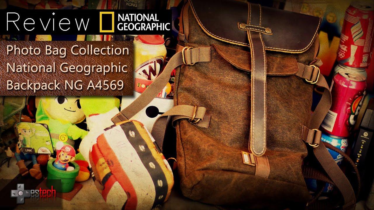National Geographic Ng Arc 5738 Large Backpack Khaki