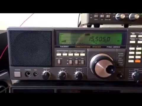 15505 KHz Radio Bangladesh Betar Dhaka - good signal in Oxford UK