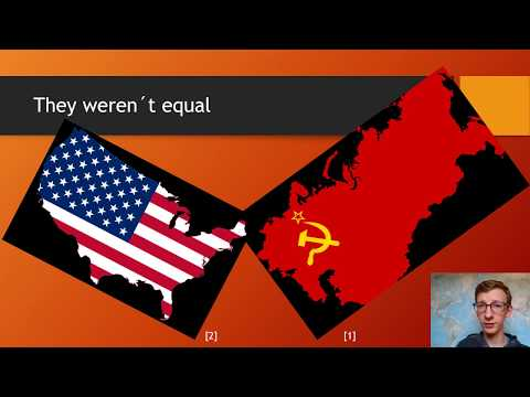 What if the Cold War never ended |